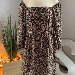 Off the Shoulder Dress - Size XL